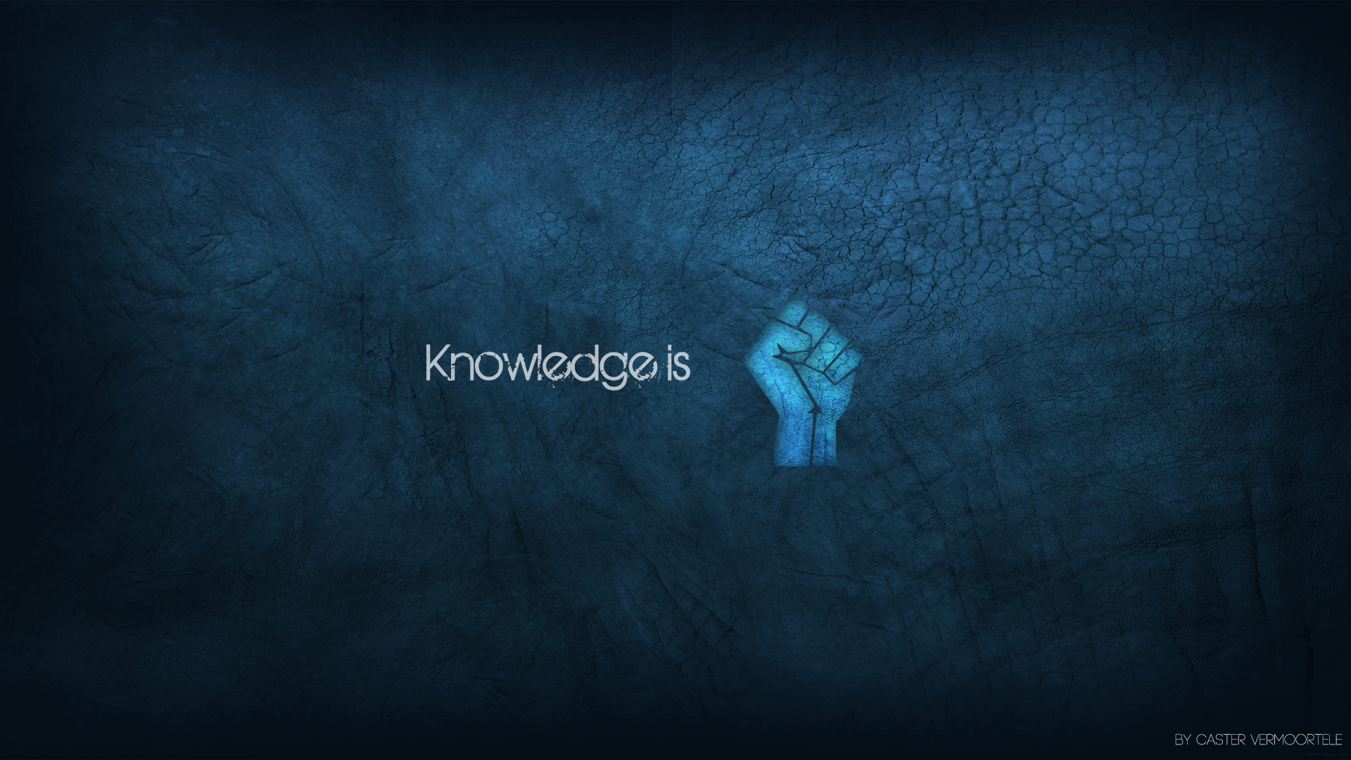 Knowledge Is Power Wallpaper