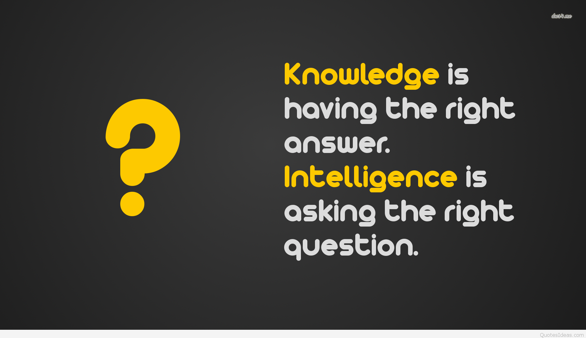 Knowledge Quotes Wallpapers