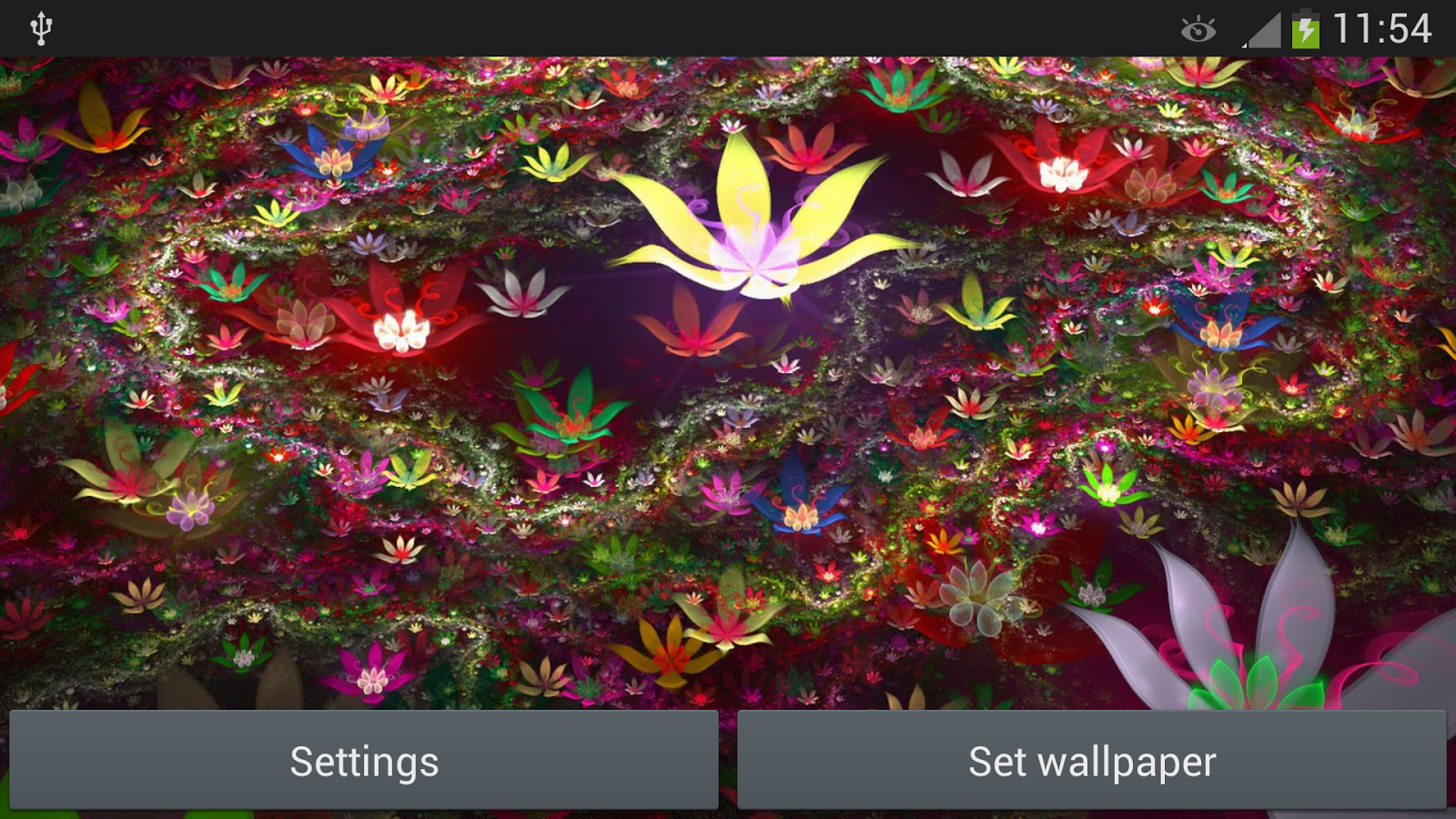 wallpaper live koi apk