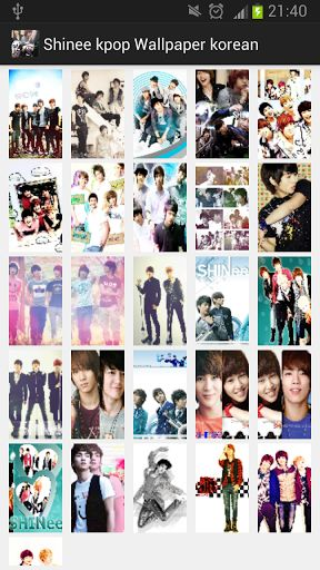 Shinee Wallpaper For Android The Galleries Of Hd Wallpaper