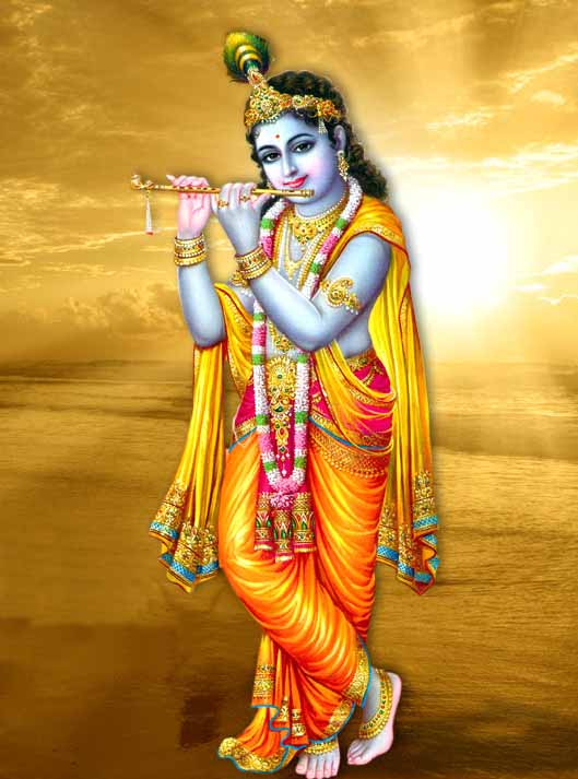 Krishna HD Wallpaper For Mobile