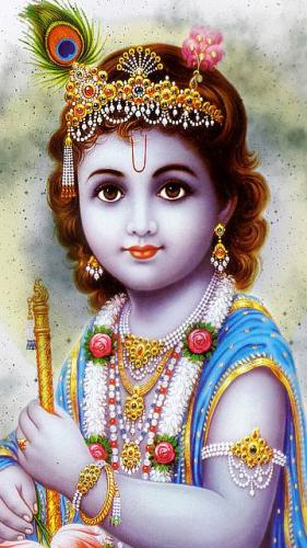 Krishna Wallpaper Mobile