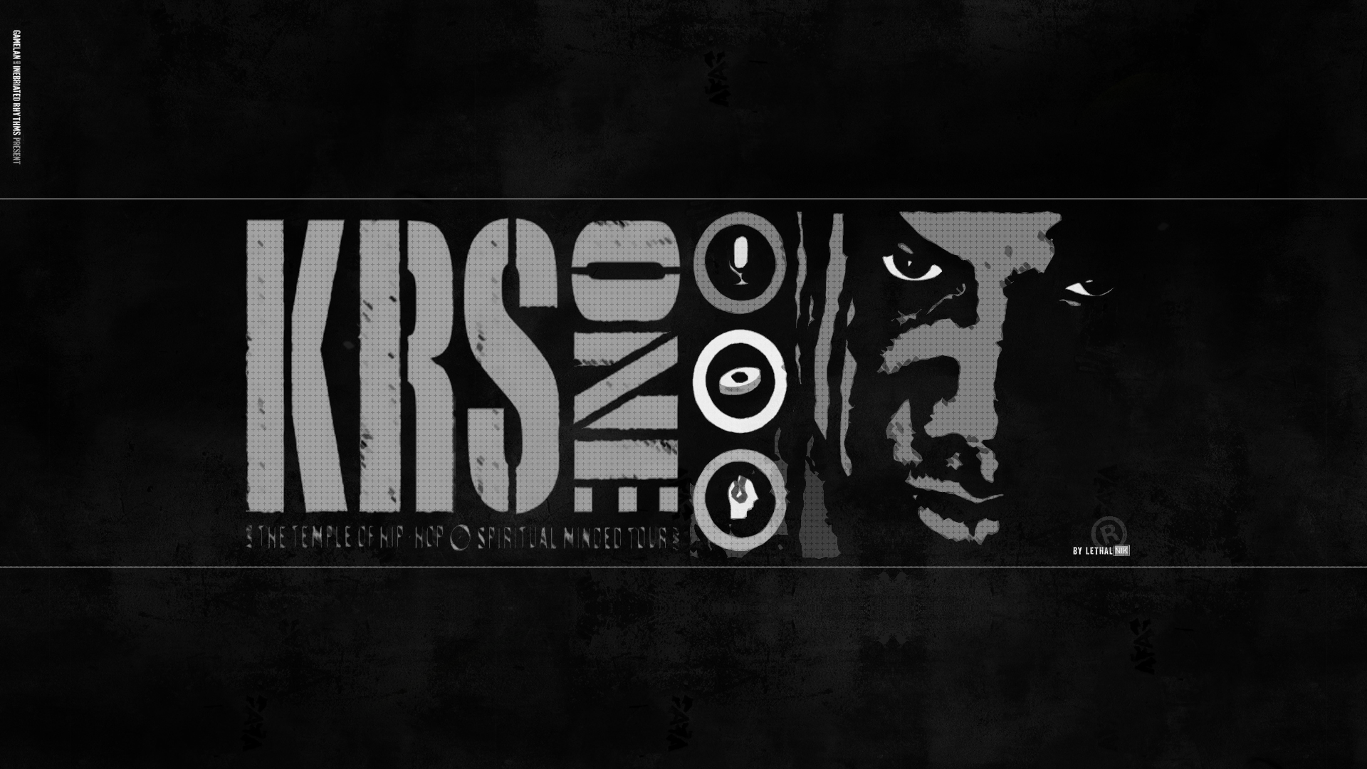 Krs One Wallpaper