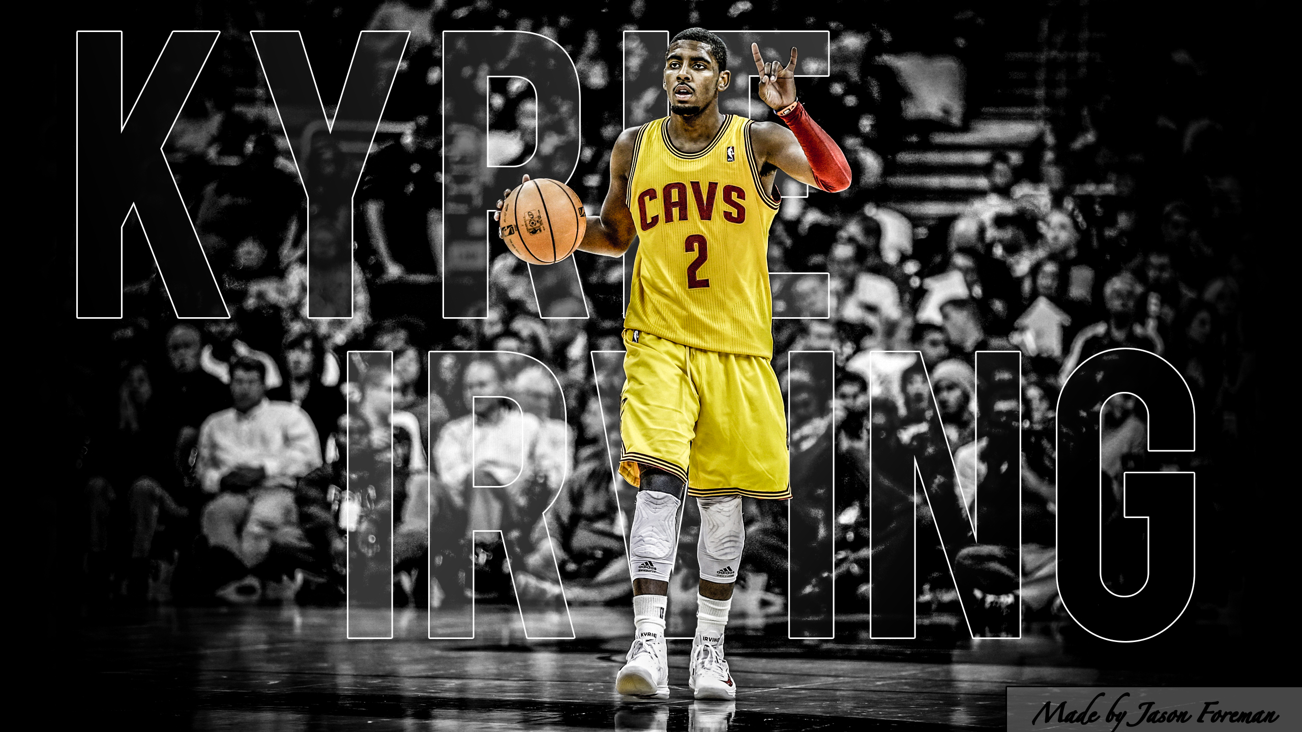 Kyrie Irving Wallpaper Download