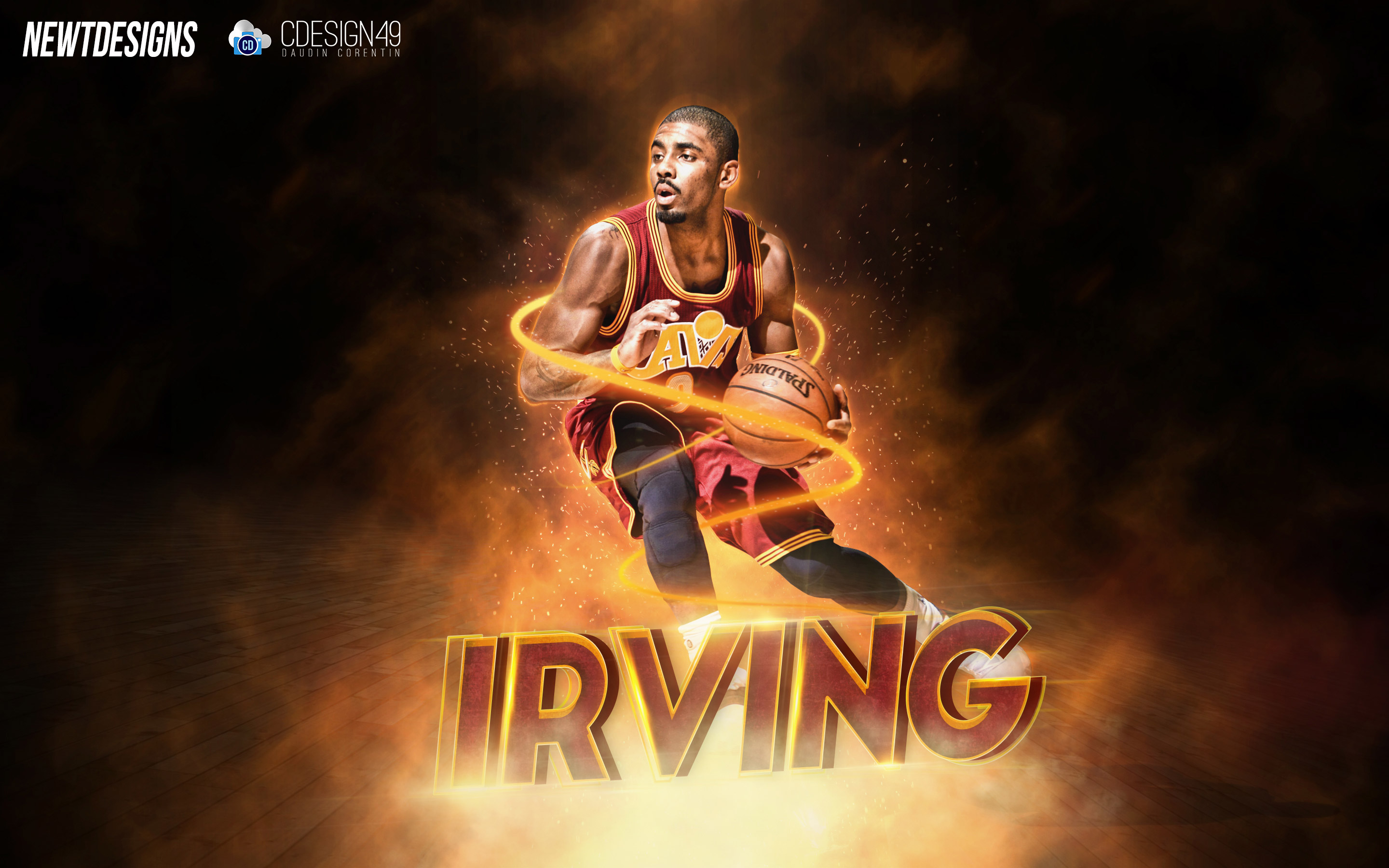 Kyrie Wallpaper