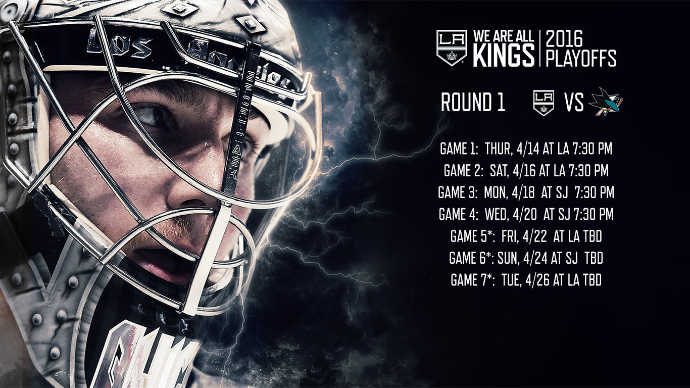 La Kings Schedule Wallpaper