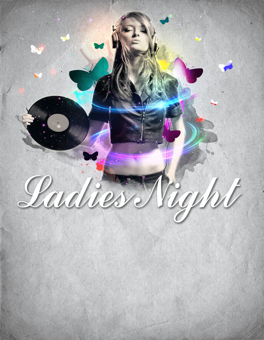 Ladies Night Wallpaper
