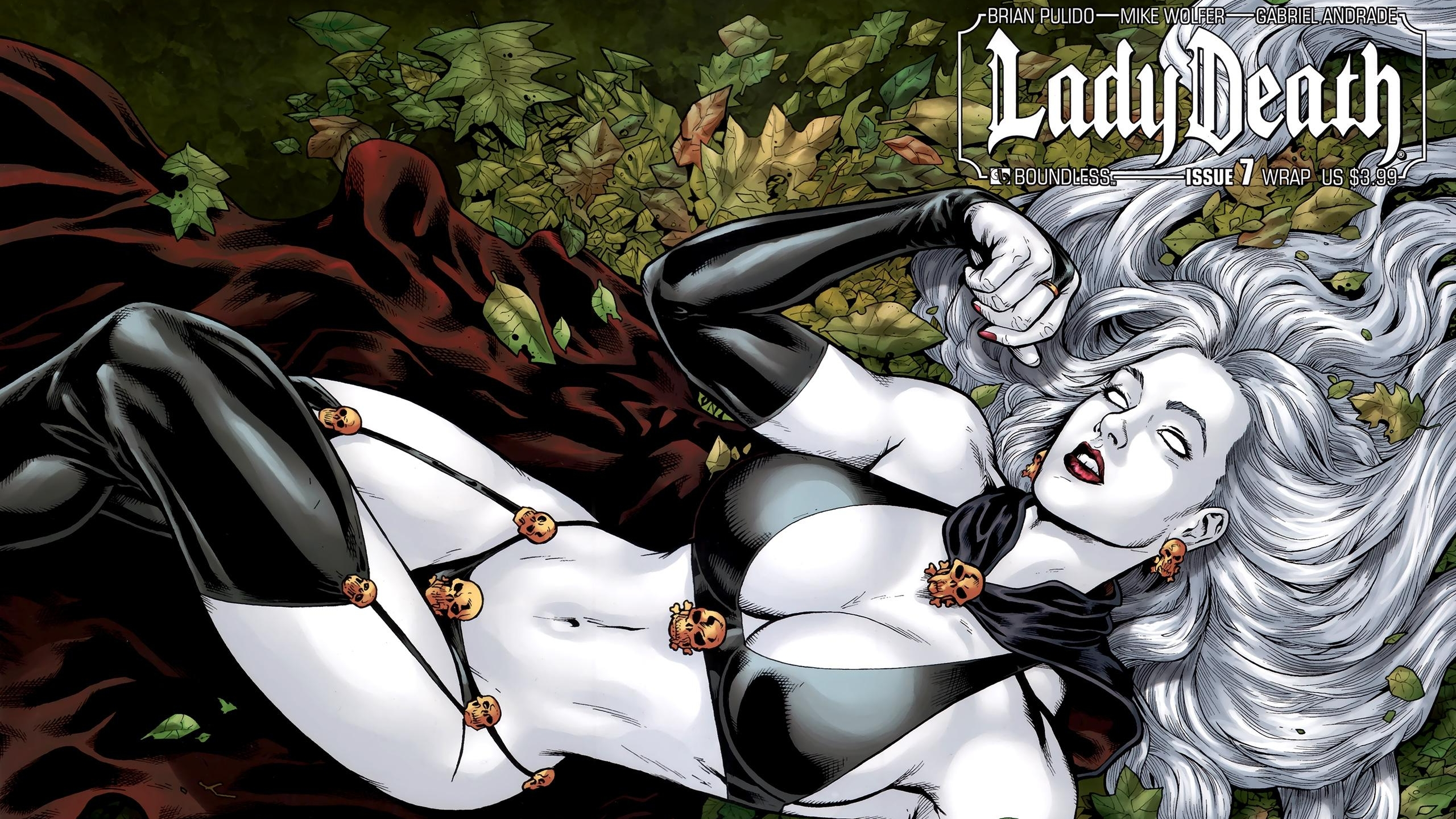 Lady Death Wallpaper