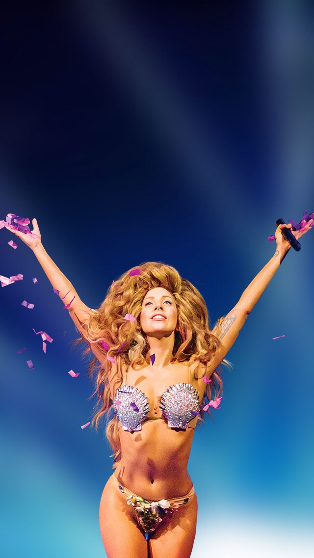 Lady Gaga Iphone Wallpapers