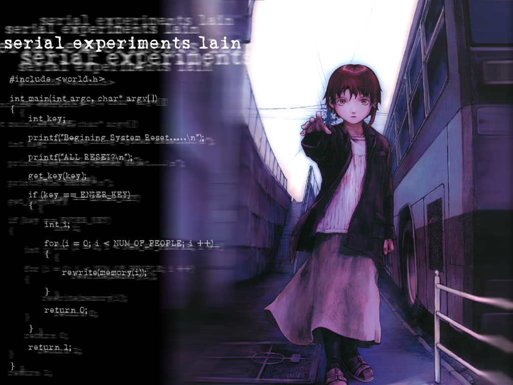 Lain Wallpaper