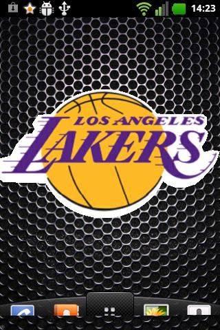 Lakers Live Wallpaper
