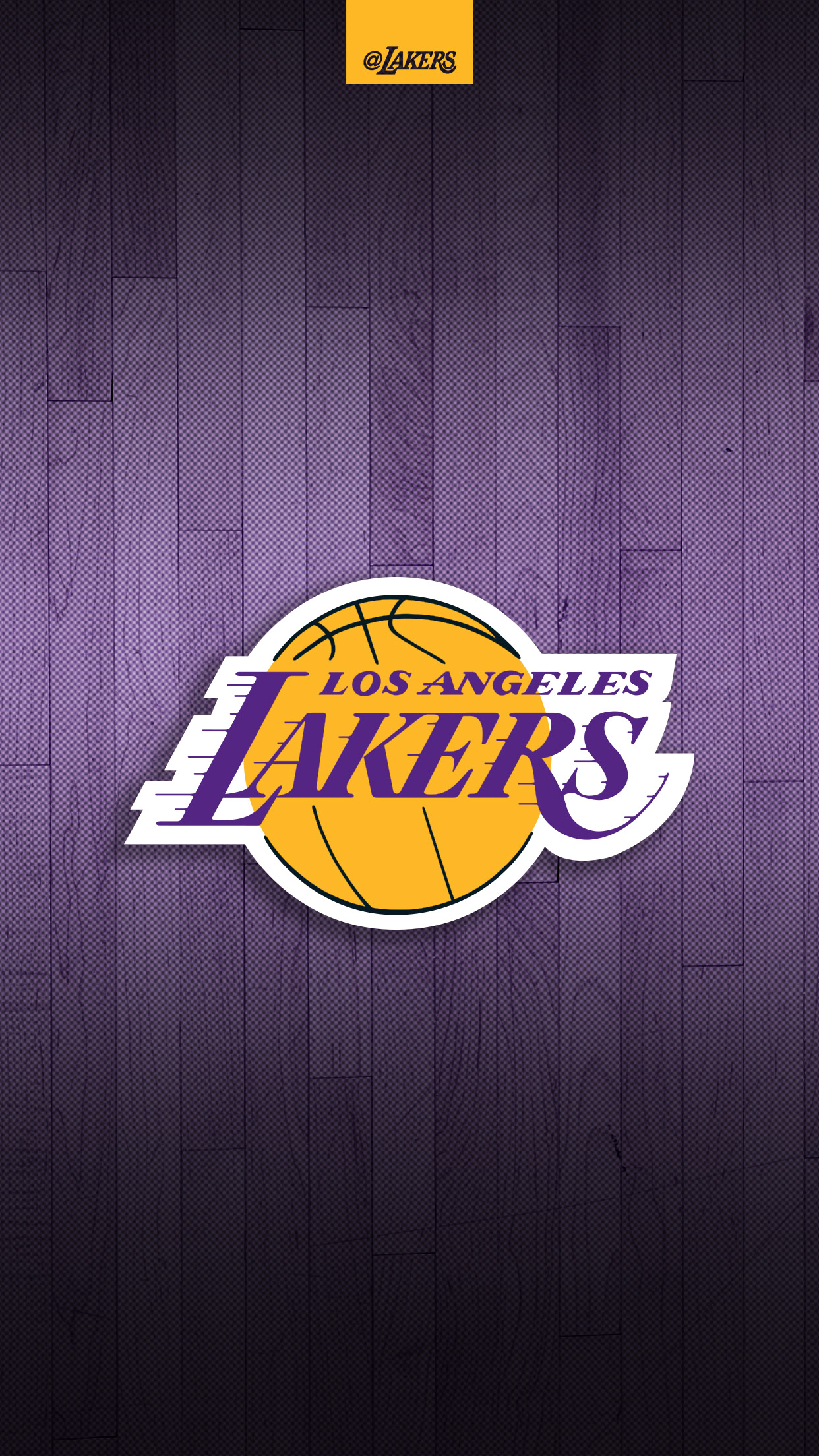 Lakers Phone Wallpaper