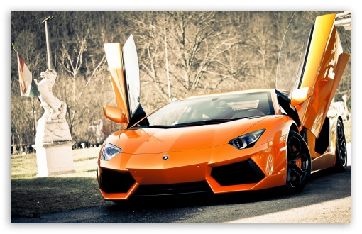 Lamborghini Aventador HD Full Screen Wallpapers
