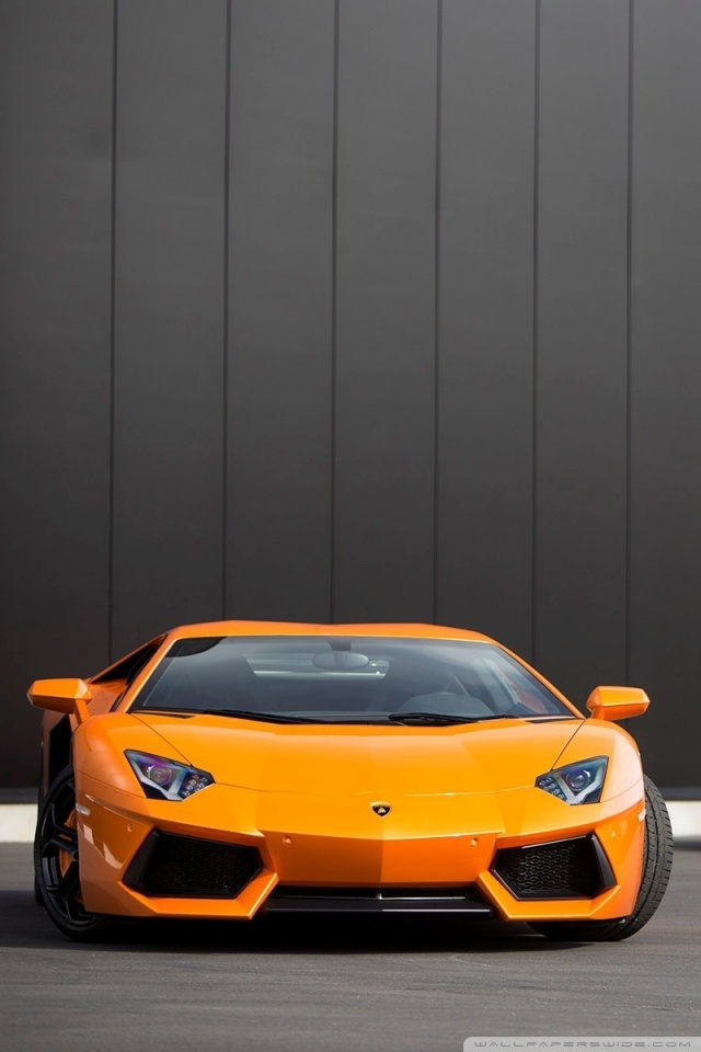 Sports Car Brands >> Download Lamborghini Aventador Wallpapers For Mobile Gallery