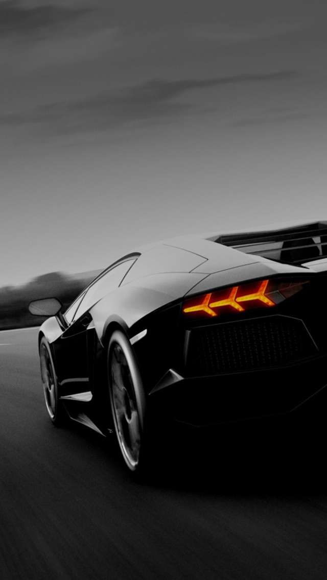 Lamborghini Phone Wallpaper
