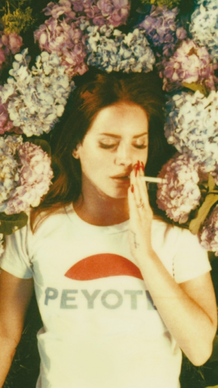 Download Lana Del Rey Wallpaper Iphone Gallery
