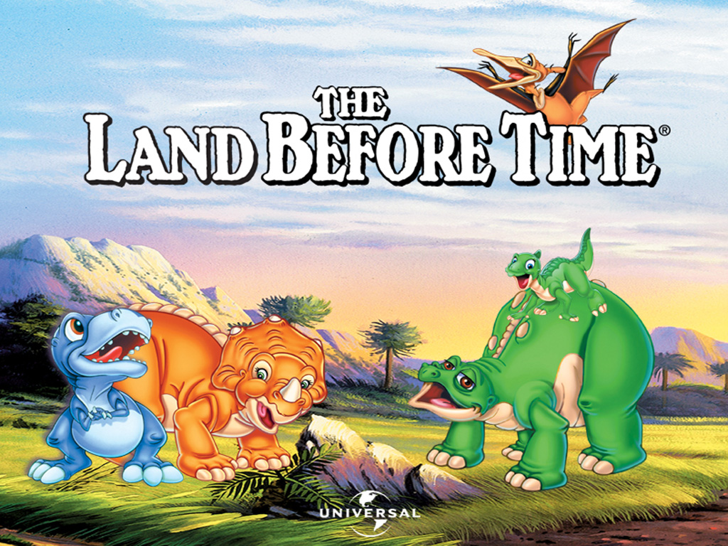 Land Before Time Wallpaper