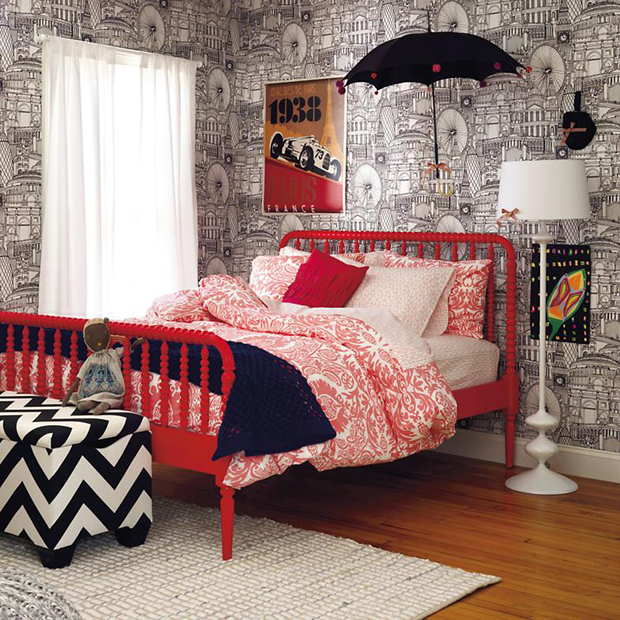 Land Of Nod Wallpaper
