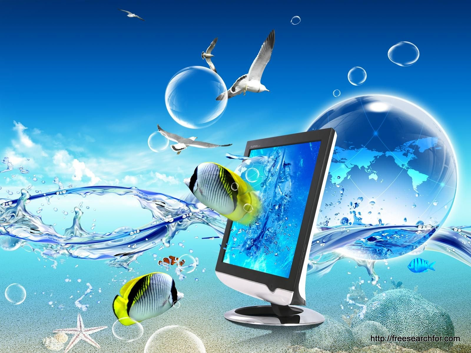 Laptop Live Wallpaper Free Download