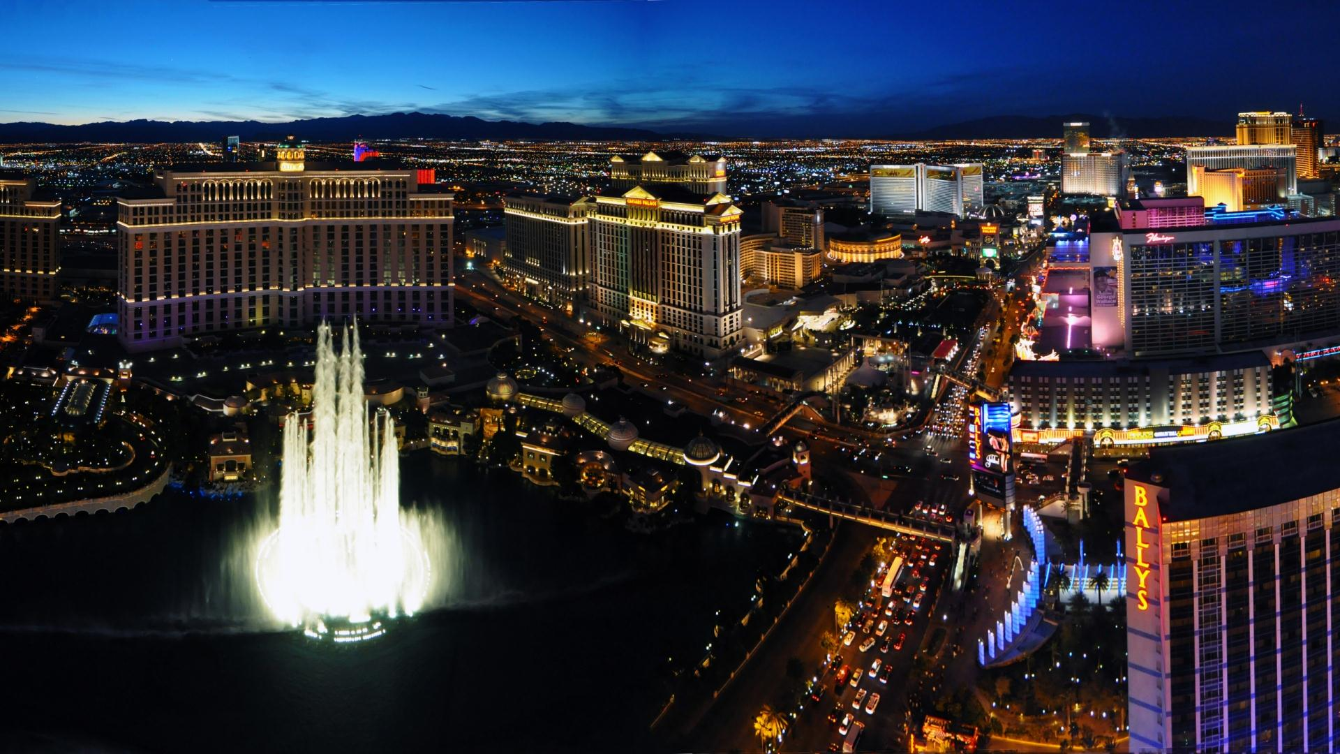 Las Vegas HD Wallpaper
