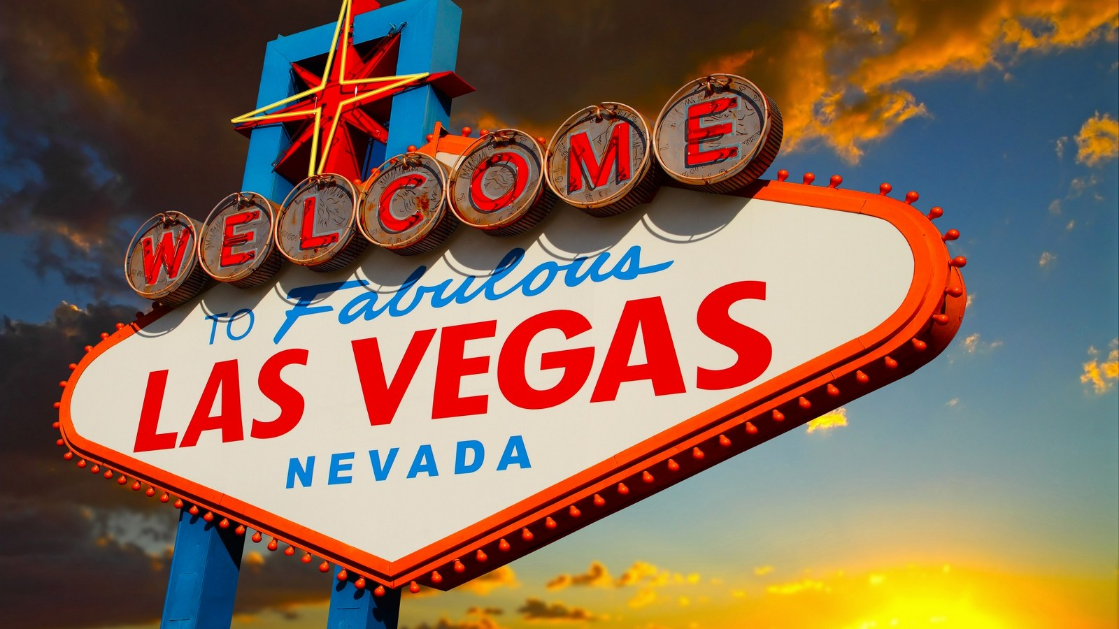 Las Vegas Sign Wallpaper