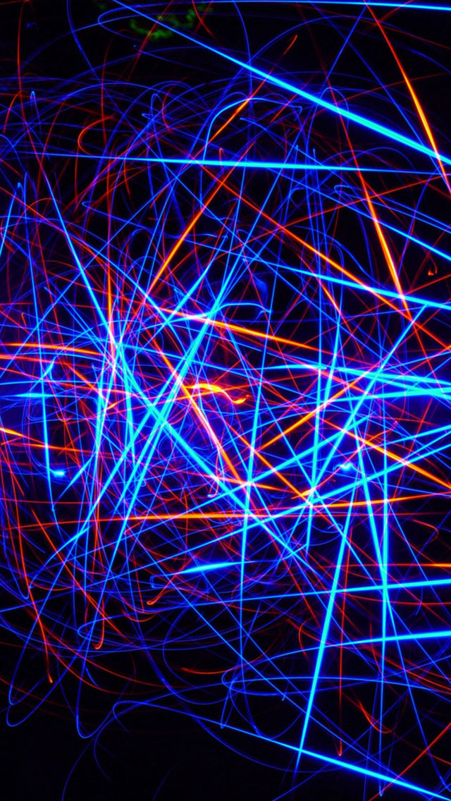 Lasers Wallpaper