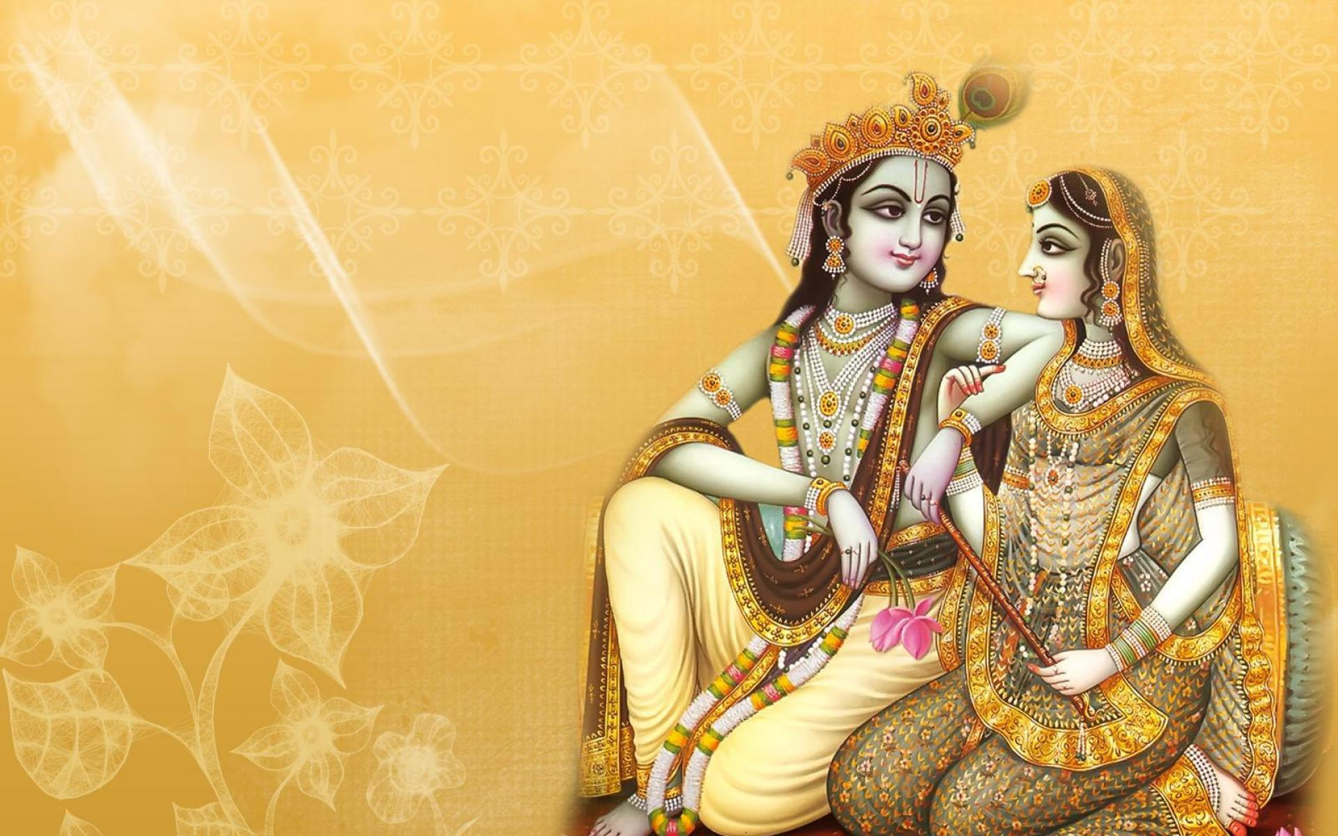 Latest Lord Krishna HD Wallpapers