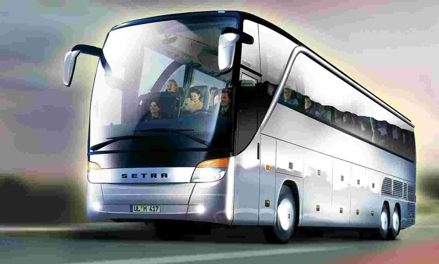 Download Latest Luxury Volvo Bus Wallpaper Gallery