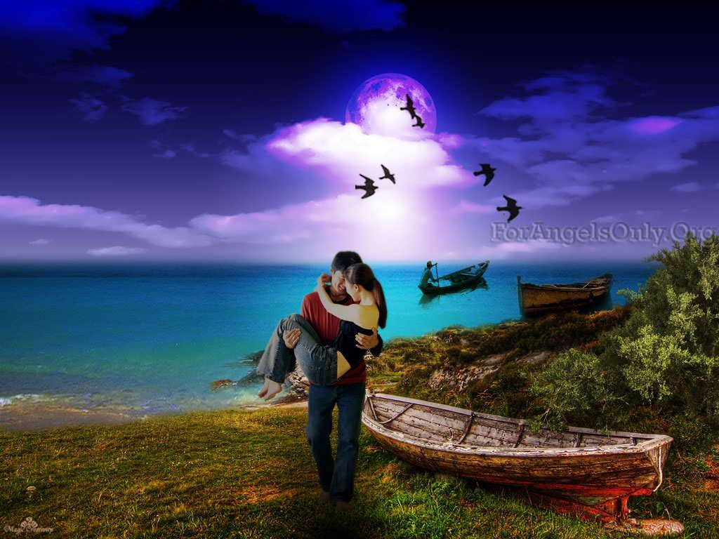 Latest Romantic Couple Wallpapers