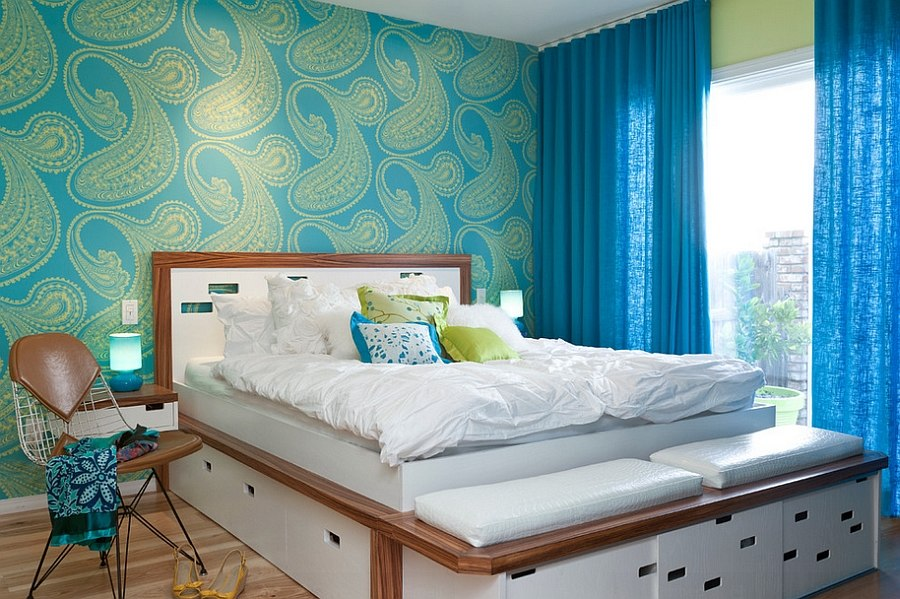 Latest Wallpaper Designs For Bedrooms