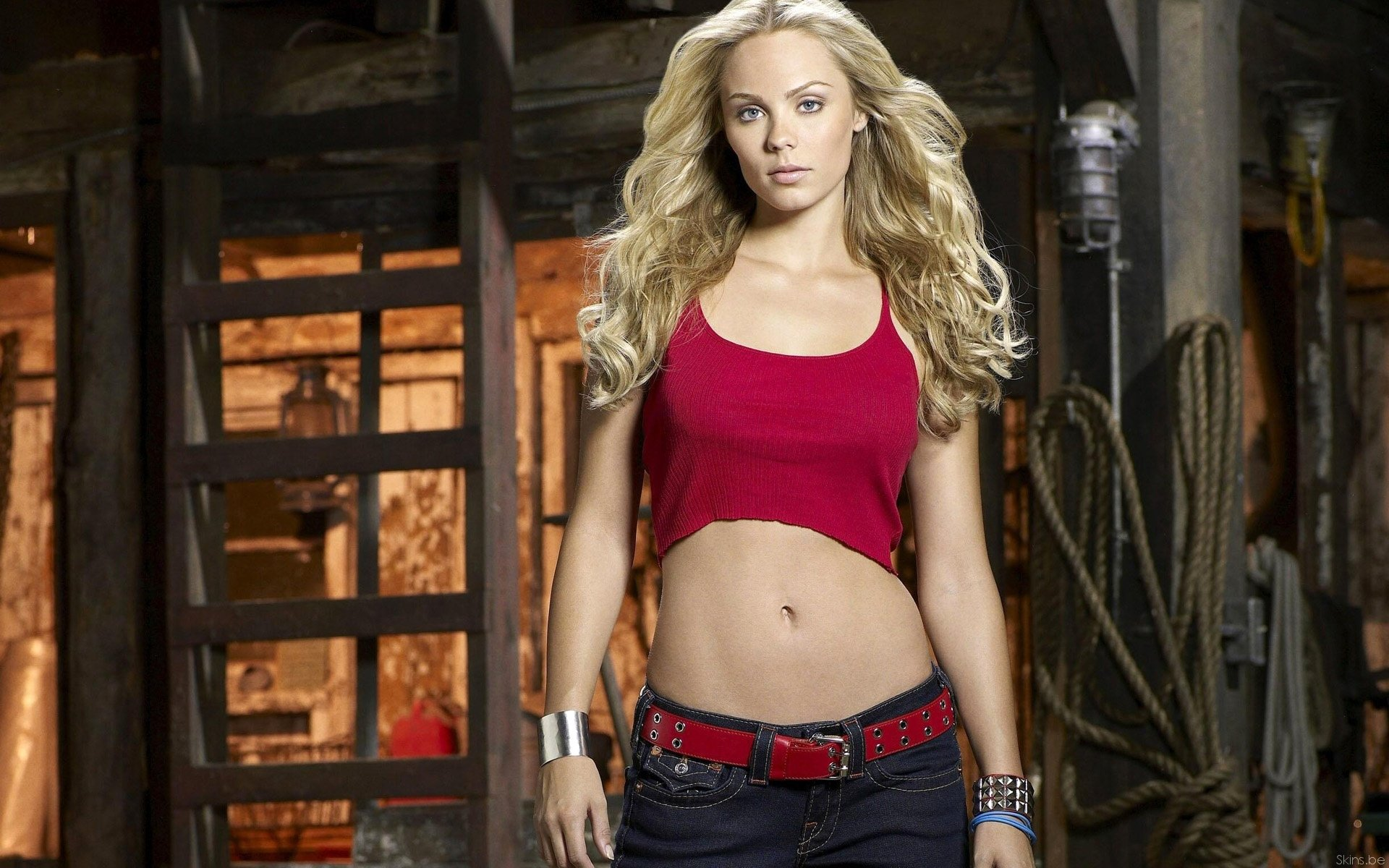 Laura Vandervoort+Wallpaper