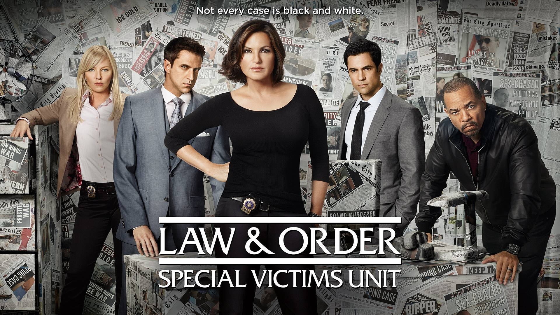 Law And Order Svu Wallpaper