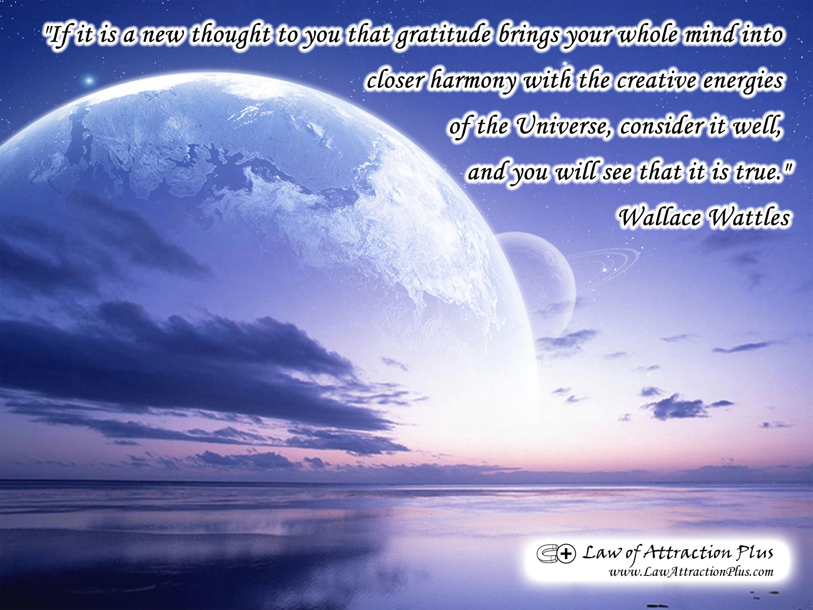 Download Law Of Attraction Wallpaper Gallery