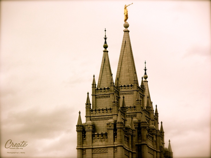 Lds Temples Wallpaper