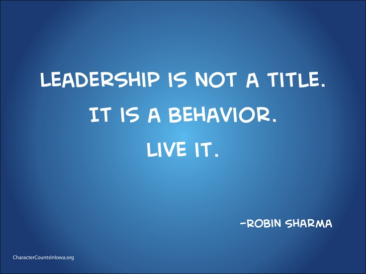 Leadership Wallpapers With Quotes