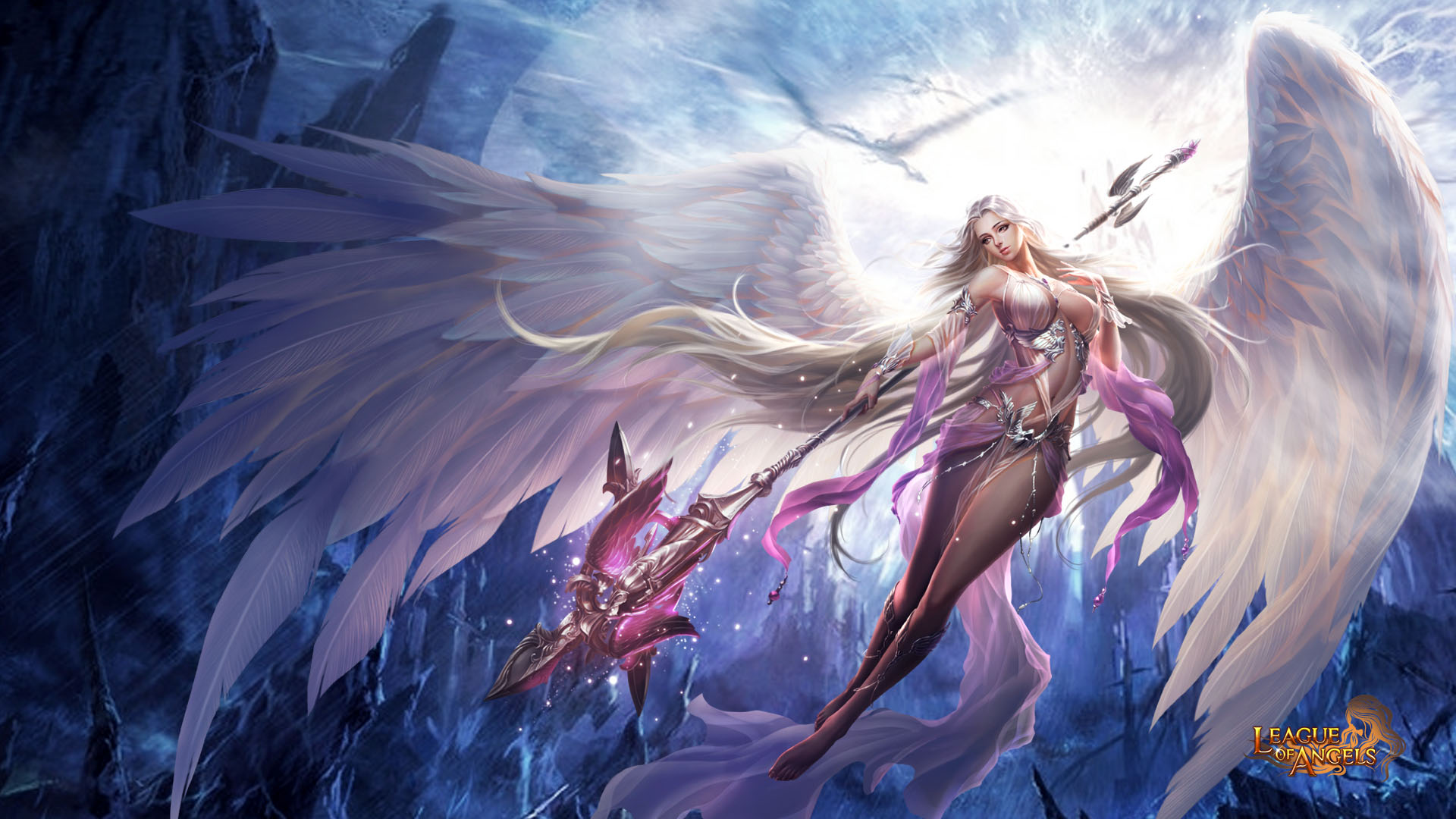 League Of Angels Wallpaper HD