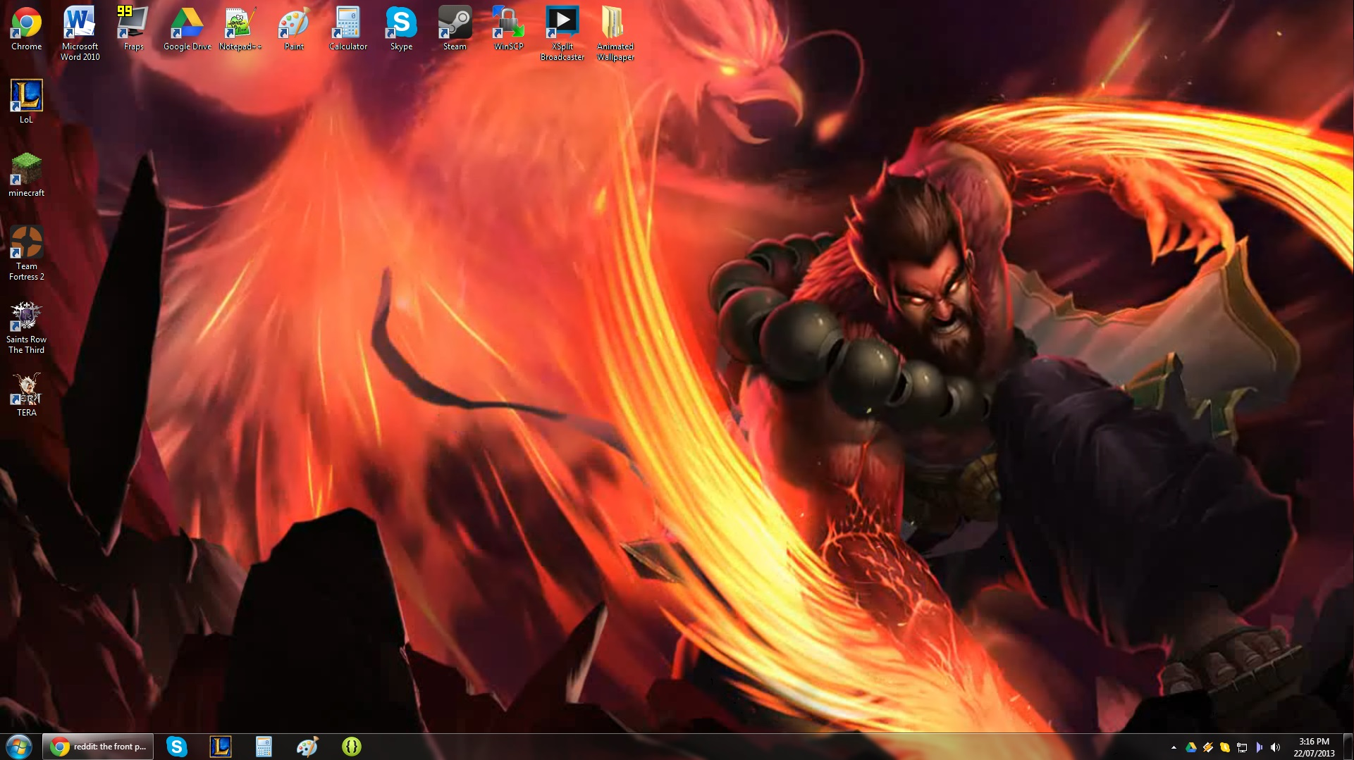 Download League Of Legends Animated Wallpaper Gallery
