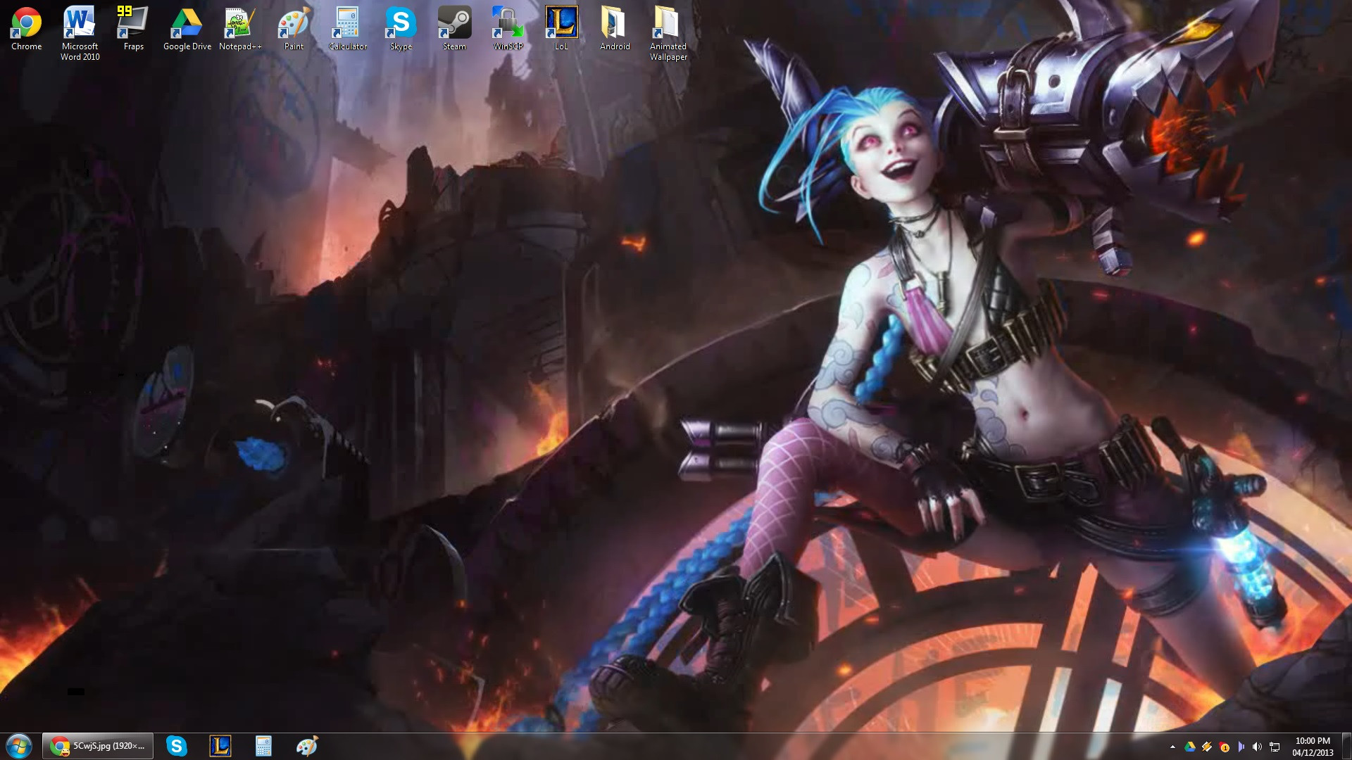 League Of Legends Live Wallpaper