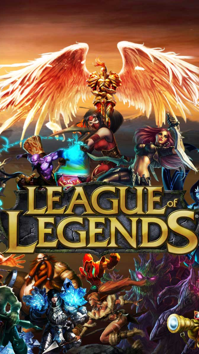 League Of Legends Phone Wallpapers