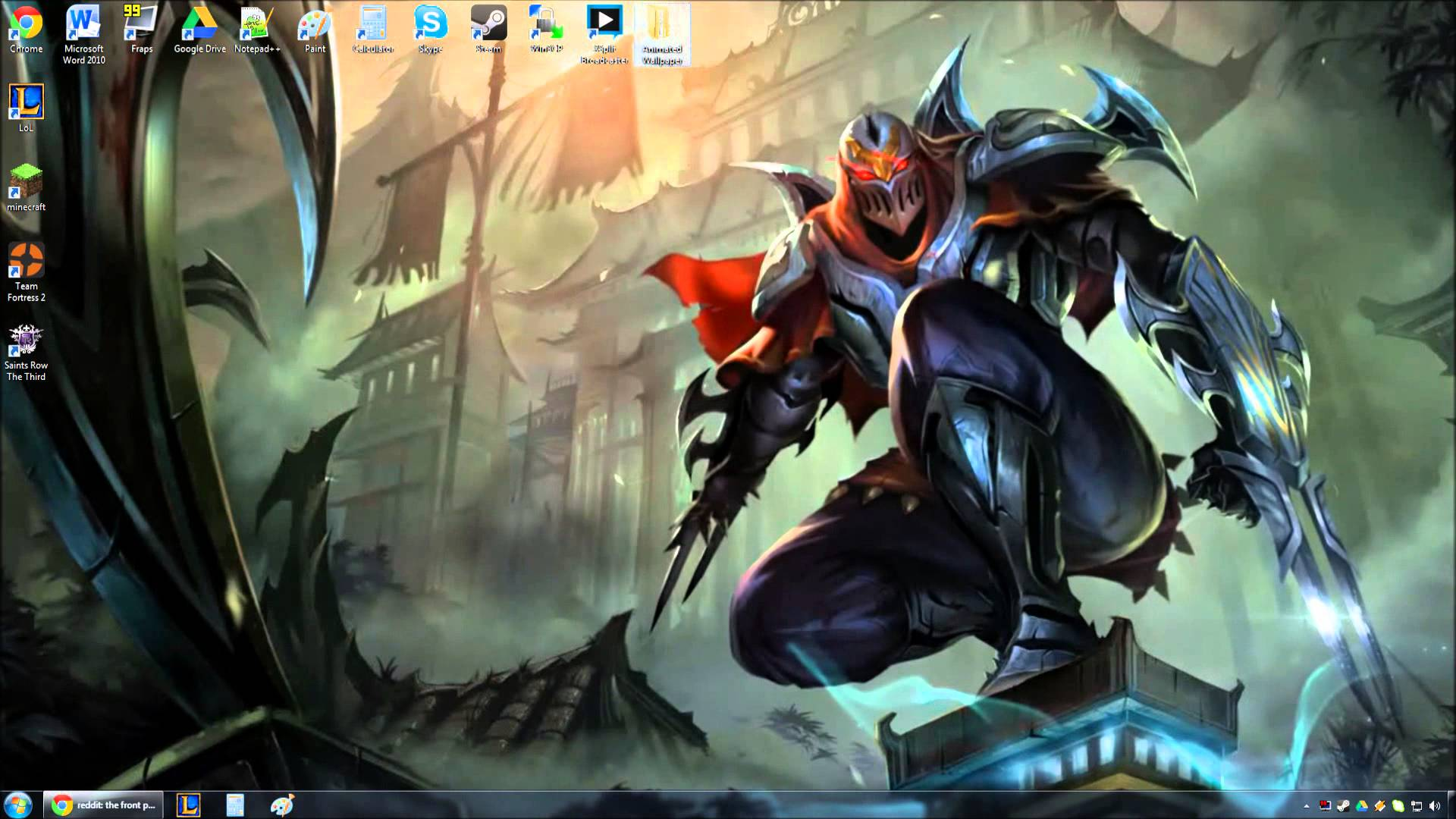 League Of Legends Wallpaper Animated