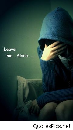 Download Leave Me Alone Wallpapers Love Gallery