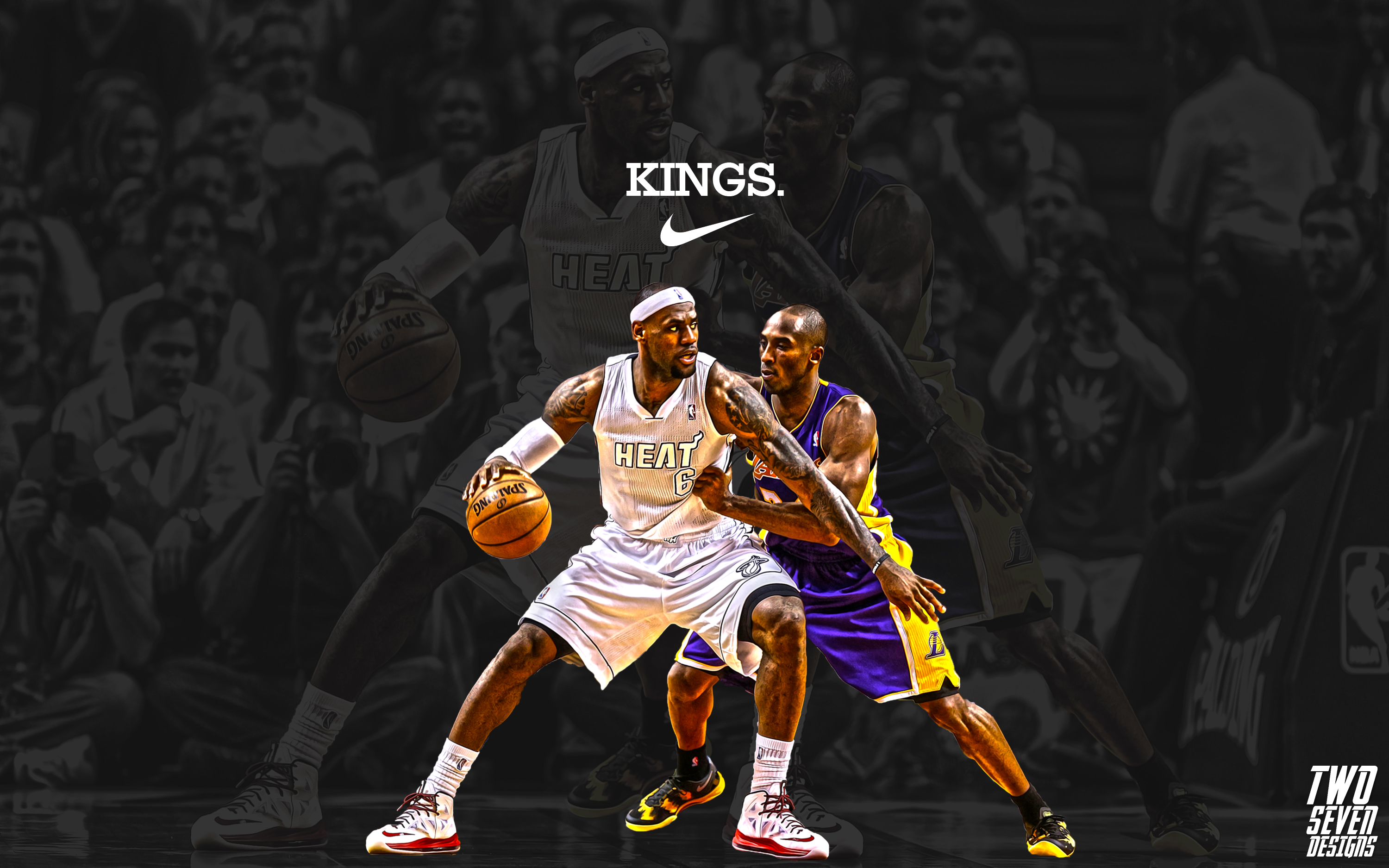 Download Lebron James And Kobe Bryant Wallpaper Gallery