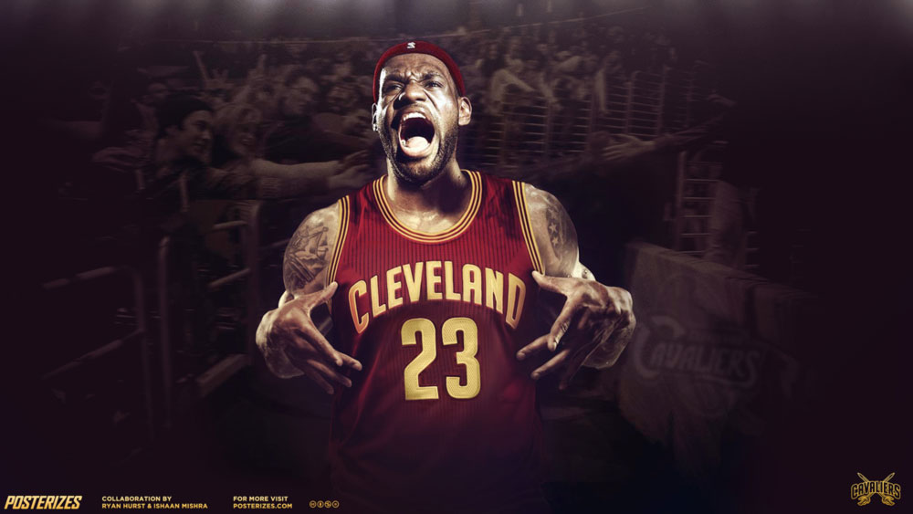 Lebron James Cavs Wallpaper
