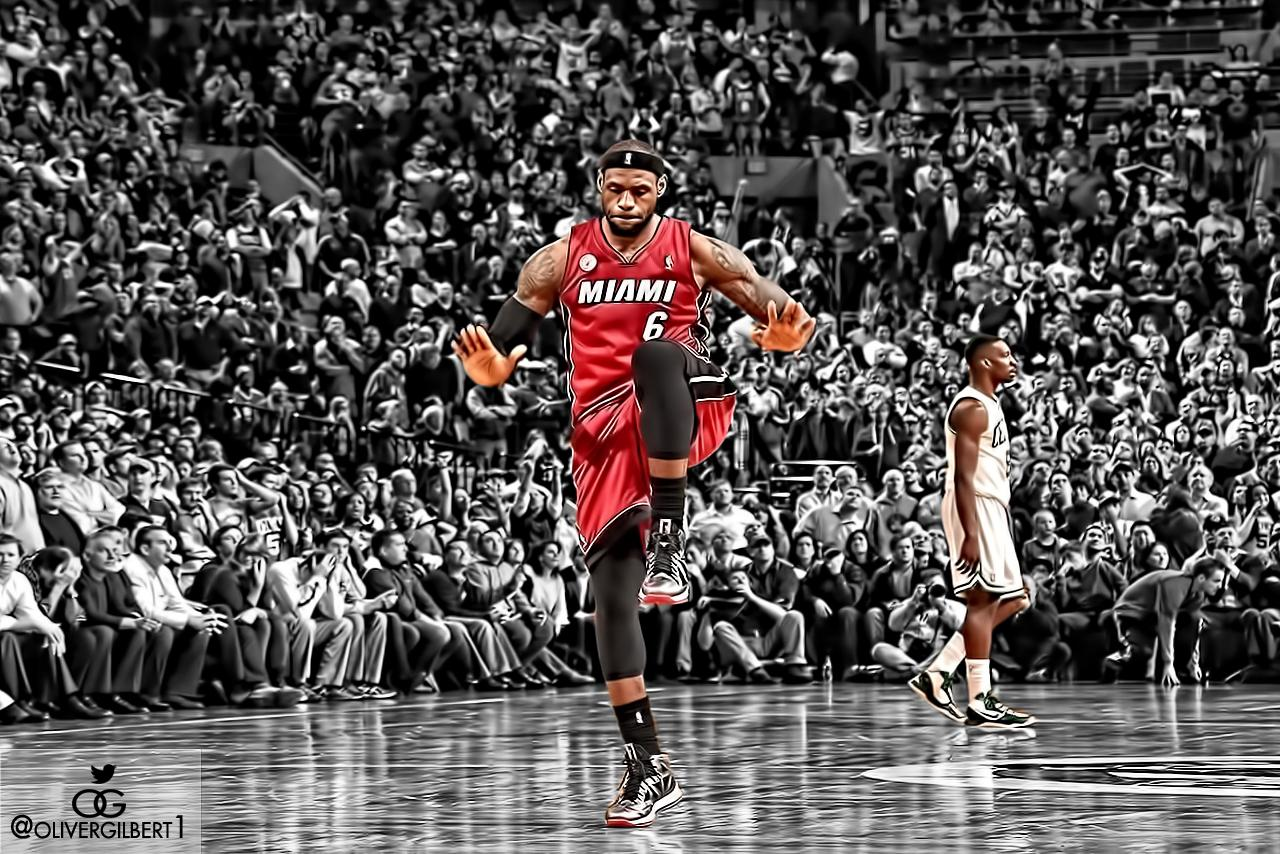 Lebron James Wallpaper HD