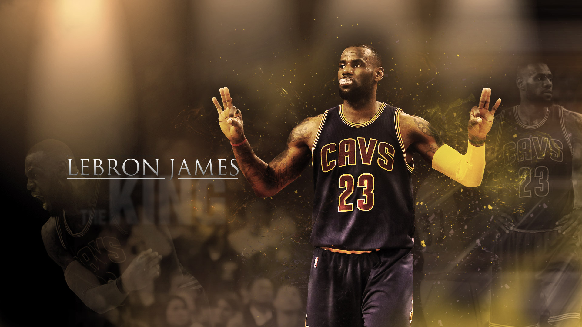 Lebron Wallpaper