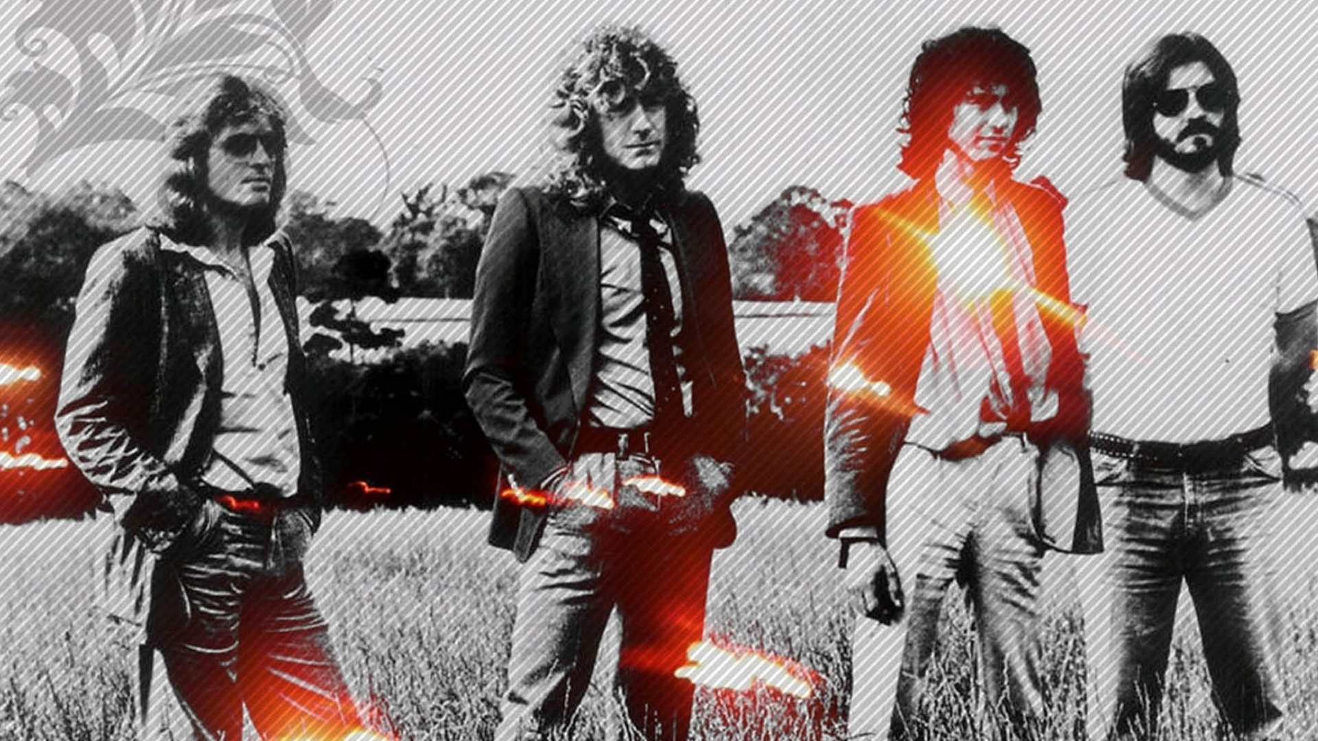 Led Zeppelin HD Wallpaper