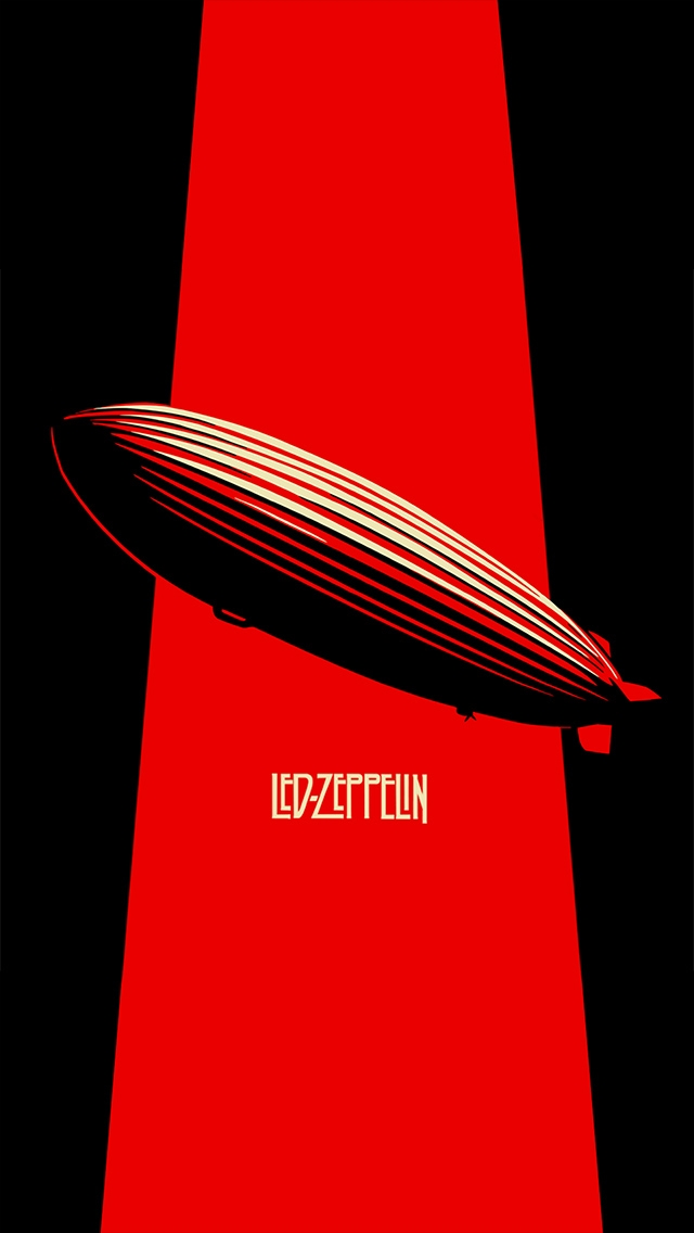 Led Zeppelin Mobile Wallpaper