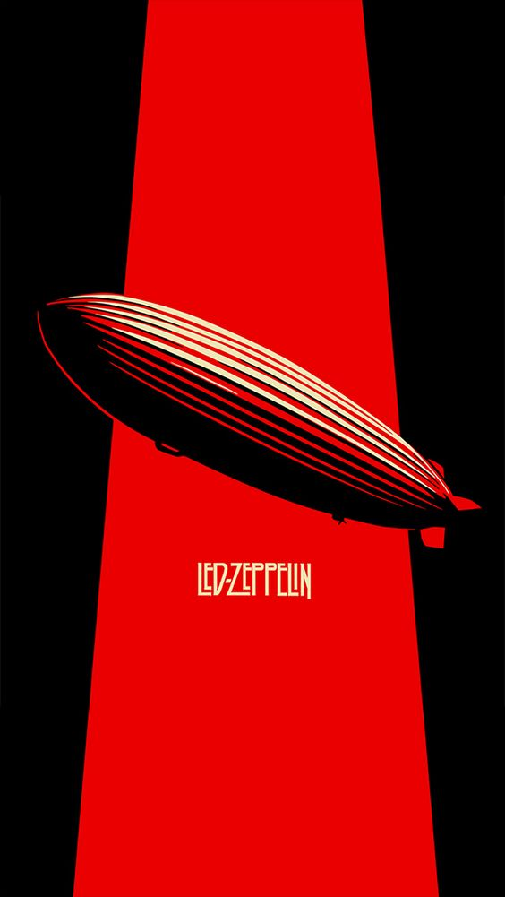 Led Zeppelin Phone Wallpaper