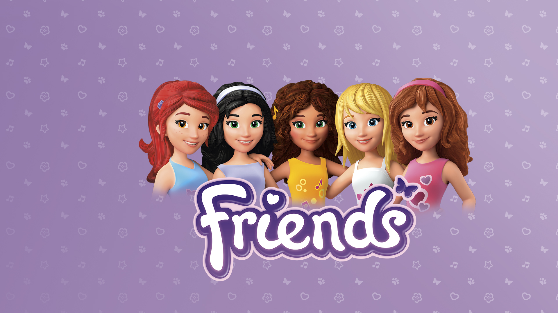 Download Lego Friends Wallpaper Gallery