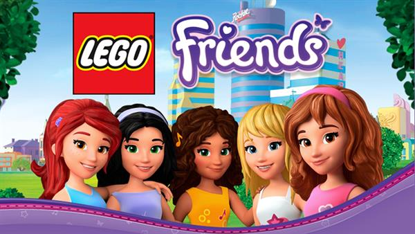 Lego Friends Wallpaper
